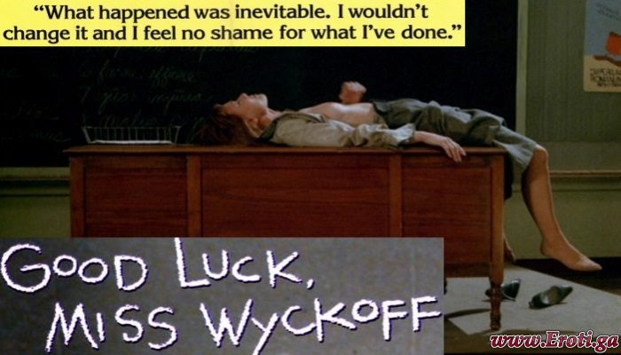 Good Luck Miss Wyckoff (1979) watch online