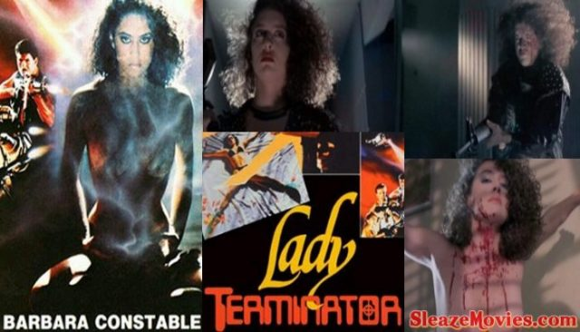 Lady Terminator (1989) watch online