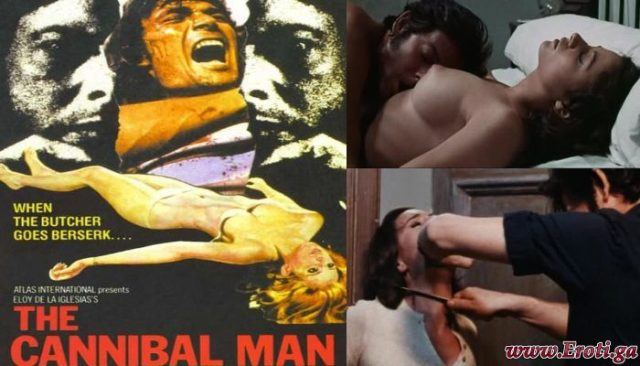 The Cannibal Man (1973) watch online