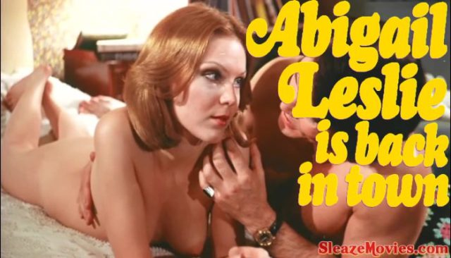 Abigail Lesley Is Back in Town (1975) watch Remastered HD Quality