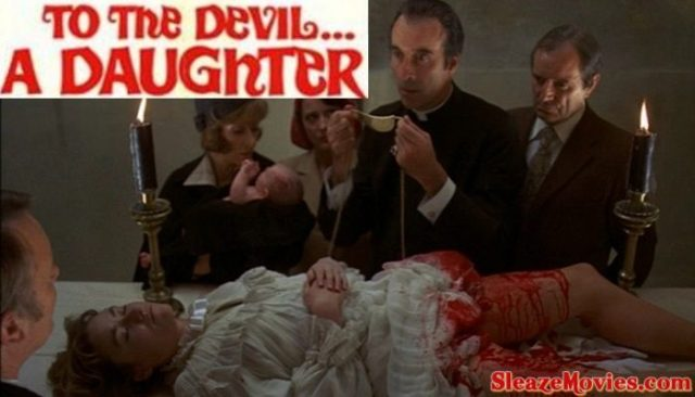 To The Devil A Daughter (1976) watch online