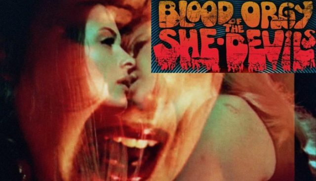 Blood Orgy of The She-Devils (1973) watch UNCUT