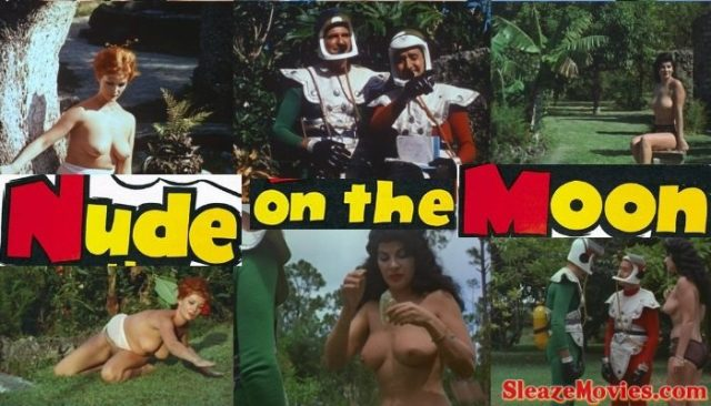 Nude on the Moon (1961) watch UNCUT