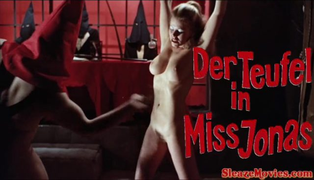 The Devil in Miss Jonas (1974) watch uncut