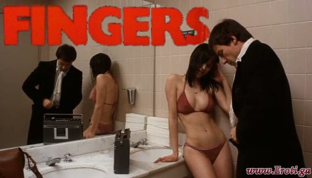Fingers (1978) Harvey Keitel watch uncut