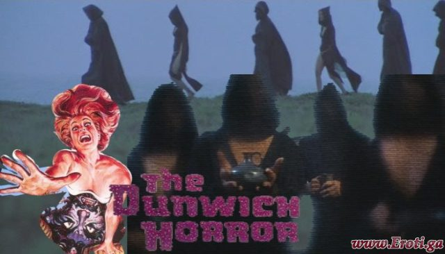 The Dunwich Horror (1970) watch uncut