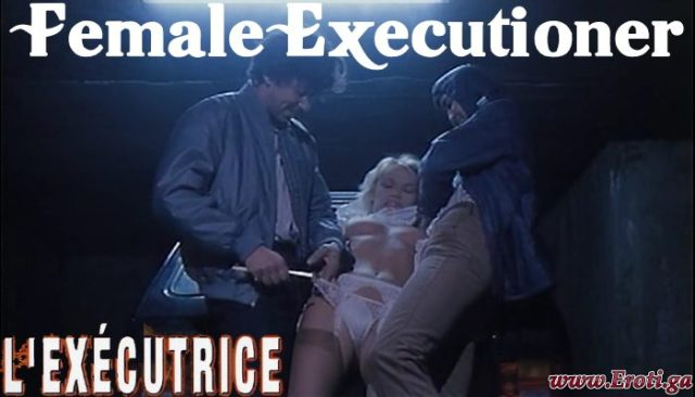 The Female Executioner (1986) watch uncut