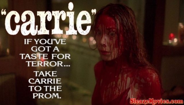 Carrie (1976) Stephan King's Cult Horror watch online