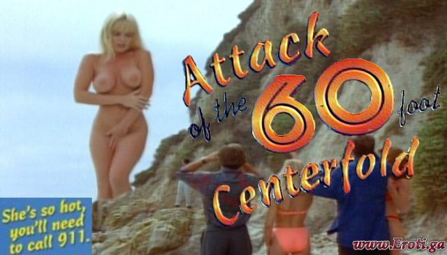 Attack of the 60 Foot Centerfold (1995) watch uncut