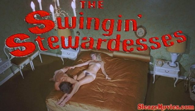 The Swinging Stewardesses (1971) watch online