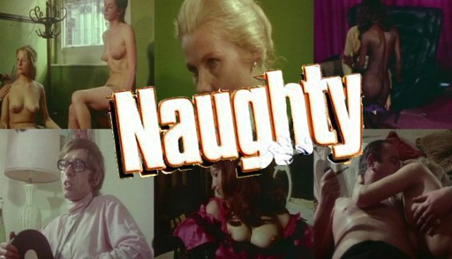 Naughty! A report on Pornography and Erotica (1971) watch online