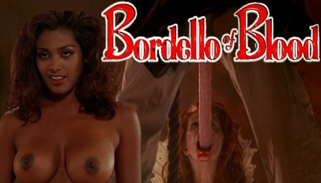 Bordello of Blood (1996) watch uncut