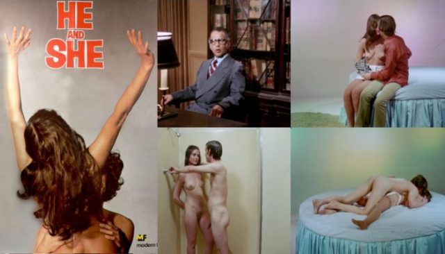 He and She (1970) watch online