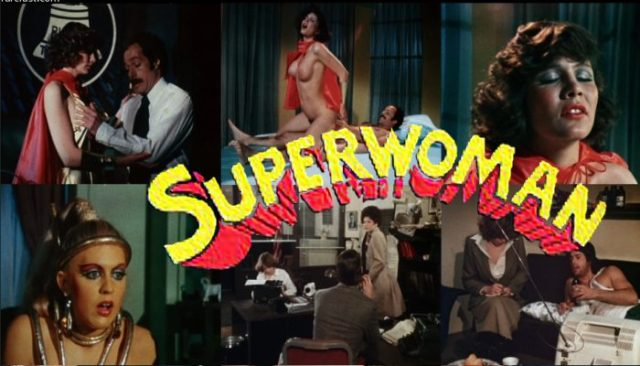 Superwoman (1979) watch online