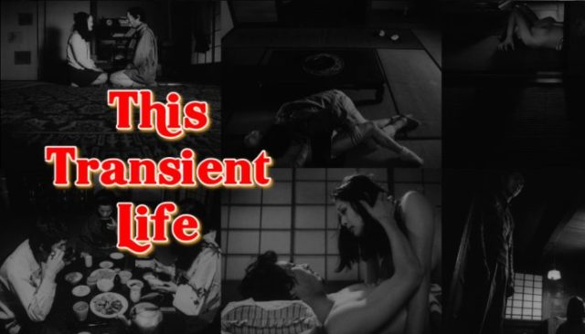 This Transient Life (1970) watch online