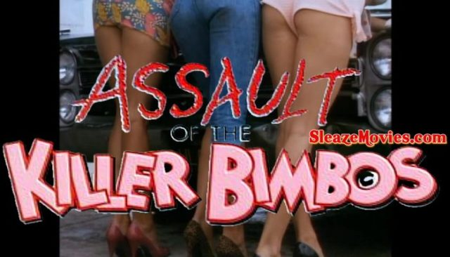 Assault of the Killer Bimbos (1988) watch online