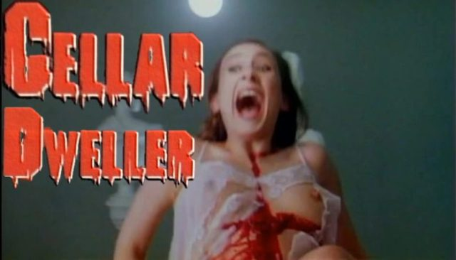 Cellar Dweller (1988) watch online
