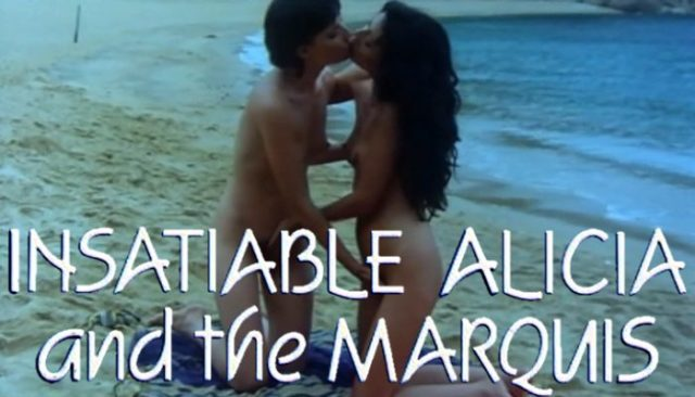 Insatiable Alicia and the Marquis (1983) watch online