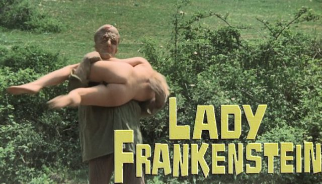 Lady Frankenstein (1971) watch uncut