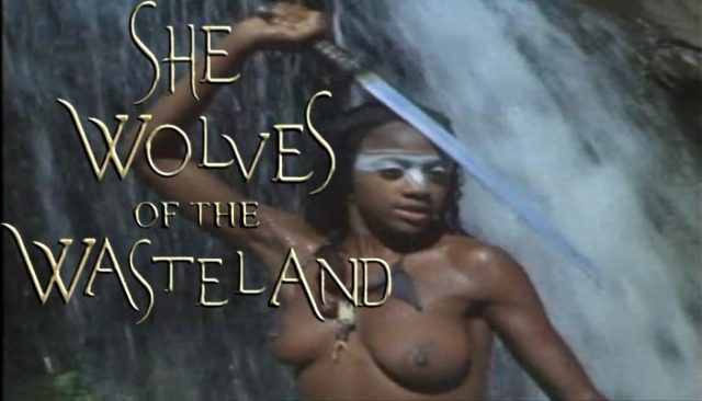 She Wolves of the Wasteland (1988) watch online