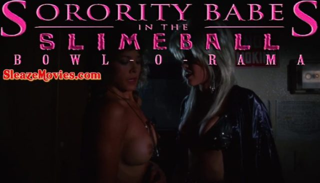 Sorority Babes in the Slimeball Bowl O Rama (1988) watch online