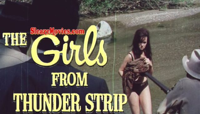 The Girls from Thunder Strip (1970) watch online