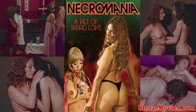 Necromania: A Tale of Weird Love (1971) watch online