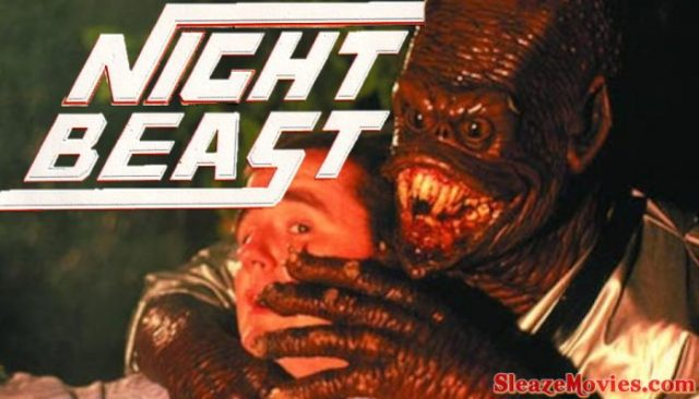 Nightbeast (1982) watch online