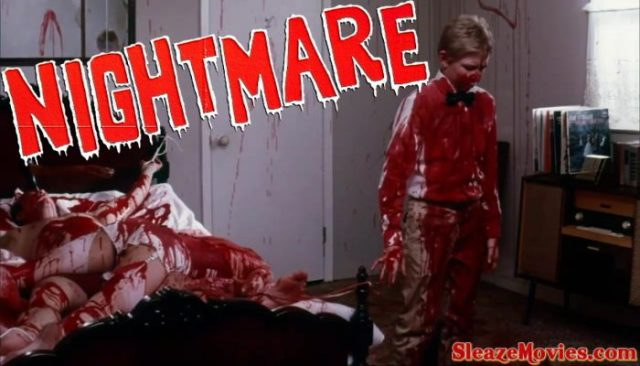 Nightmare in a Damaged Brain (1981) watch online
