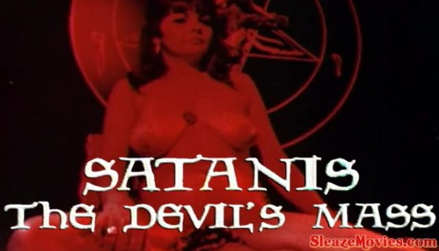 Satanis The Devils Mass (1970) watch online