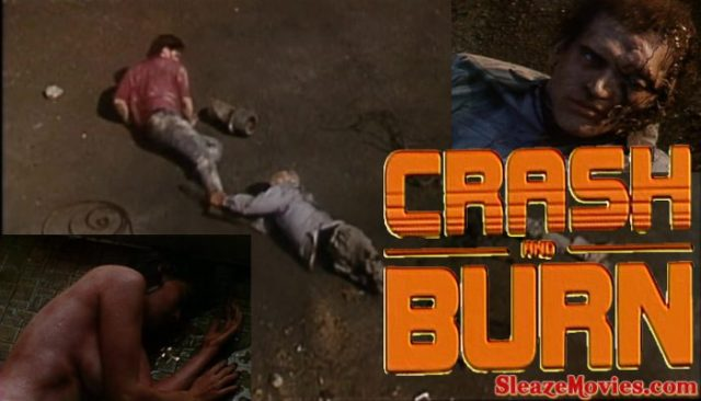 Crash and Burn (1990) watch online