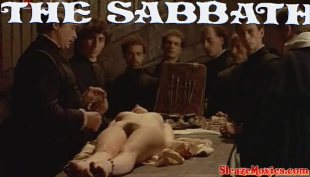 The Witches' Sabbath (1988) watch uncut