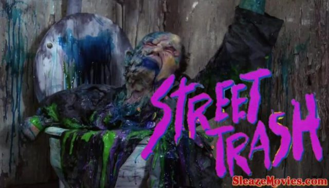 Street Trash (1987) watch uncut (unrated – Remastered)