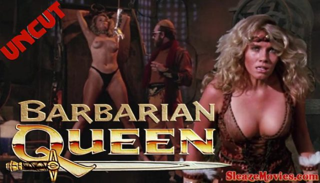 Barbarian Queen (1985) watch uncut