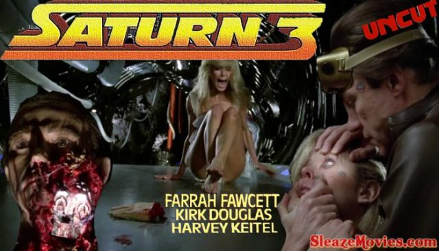 Saturn 3 (1980) watch uncut