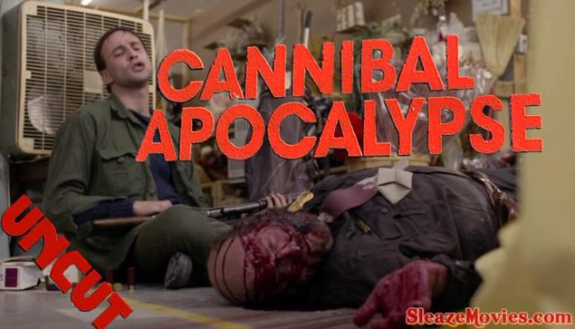 Cannibal Apocalypse (1980) watch uncut