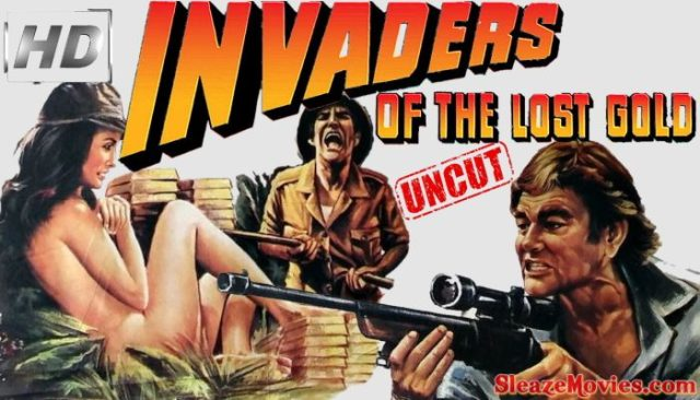 Invaders of the Lost Gold (1982) watch uncut