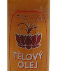 Telový olej - erotický 200 ml