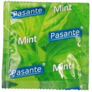Pasante kondómy Mint - 1 ks