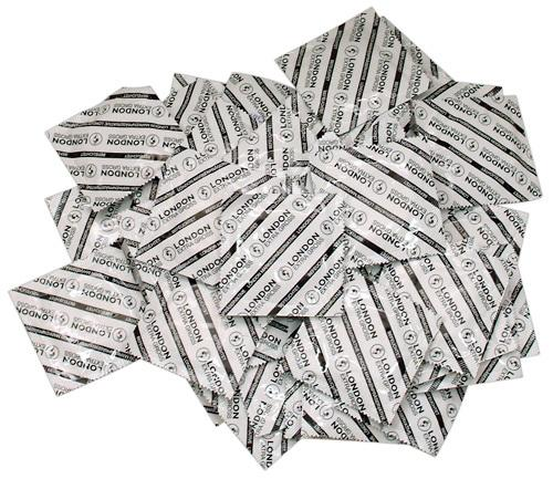 Durex kondómy London Extra veľkosť - XXL - 1ks