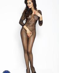 Passion Catsuit Jane - čierny