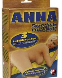 Nafukovacia panna Švédka Anna