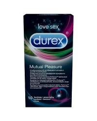 DUREX kondómy Mutual Pleasure 10 ks