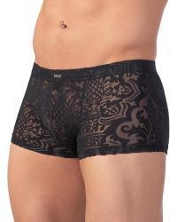 Svenjoyment Pánske boxerky so vzorom polopriehladné: L