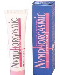 Nymphorgasmic Stimulačný krém pre ženy 15 ml