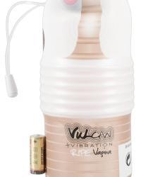 Vulcan Ripe+ vibračný masturbátor - vagína