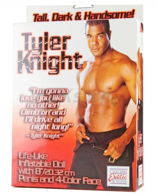 Eroticmania California Exotic Tyler Knight nafukovací panák