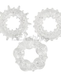 Eroticmania You2Toys Stardust cockrings