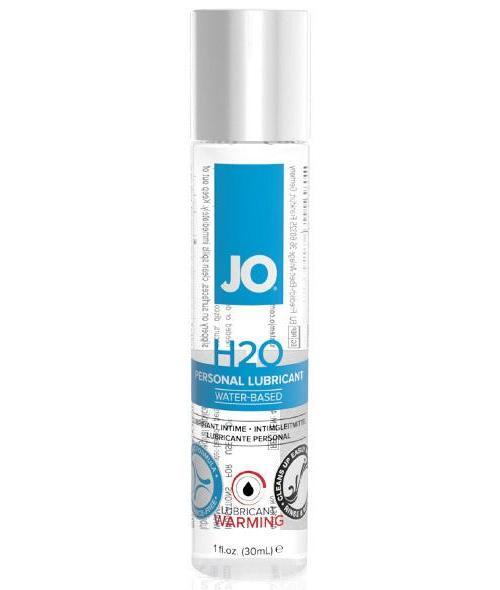 JO H2O Hrejivý lubrikačný gél 30 ml