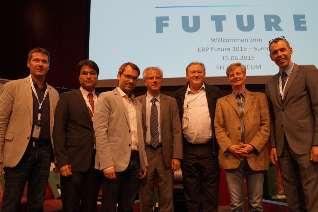 ERP Summit 2015 Graz